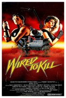 Wired to Kill movie poster