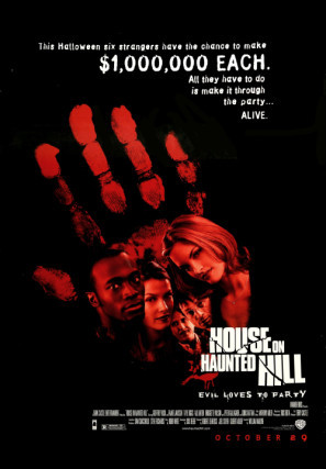 POSTER House on Haunted Hill Movie Poster