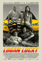 Logan Lucky (2017) movie posters
