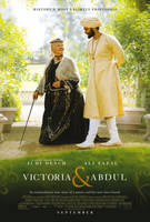Victoria and Abdul (2017) movie posters