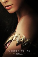Wonder Woman (2017) movie poster #1477293