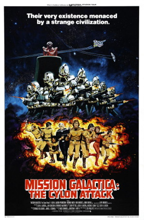 Mission Galactica: The Cylon Attack poster #1477325