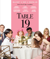 Table 19 movie poster