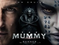 The Mummy (2017) movie poster #1477367