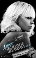 Atomic Blonde (2017) movie poster #1479754