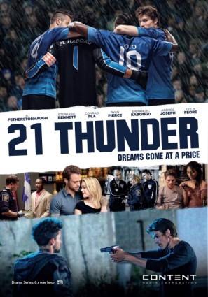 21 Thunder poster #1479907