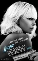 Atomic Blonde (2017) movie poster #1479925