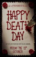 Happy Death Day (2017) movie posters