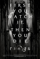 Rings (2017) movie poster #1479952