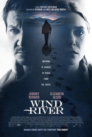 Wind River (2017) movie poster #1479962