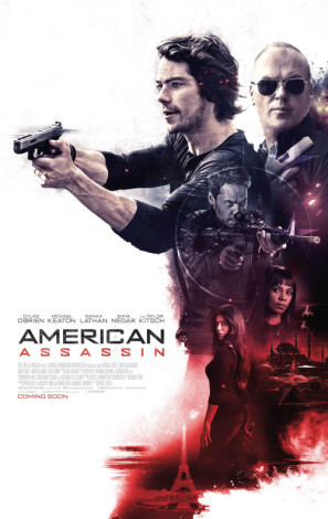 American Assassin poster #1480008