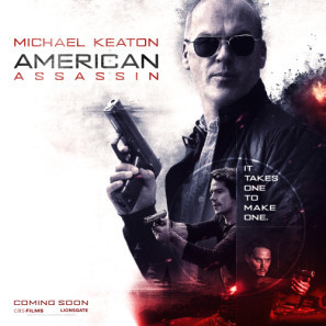 American Assassin poster #1480011