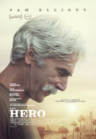 The Hero (2017) movie poster #1480038