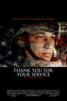 Thank You for Your Service (2017) movie posters