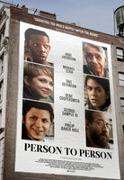 Person to Person movie poster