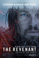 The Revenant (2015) movie poster #1480073