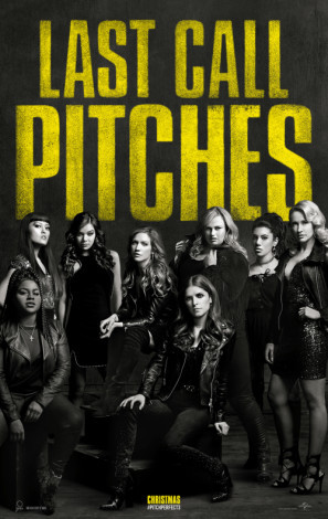 Pitch Perfect 3 poster #1480084