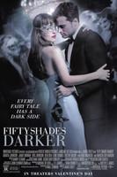 Fifty Shades Darker (2017) movie poster #1480088