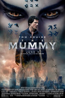 The Mummy (2017) movie poster #1480089