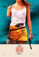 The Bad Batch (2017) movie poster #1480093