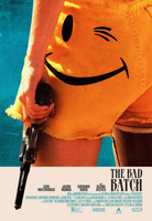 The Bad Batch (2017) movie poster #1480097