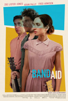 Band Aid (2017) movie poster #1480107