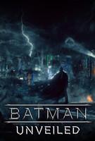 Batman Unveiled movie poster