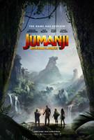 Jumanji movie poster
