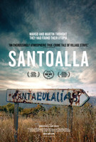 Santoalla movie poster