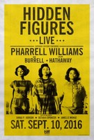 Hidden Figures #1480264 movie poster