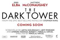 The Dark Tower (2017) movie poster #1480306