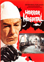 Horror Hospital movie poster