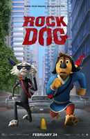 Rock Dog (2016) movie poster #1483272