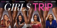 Girls Trip (2017) movie poster #1483280
