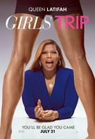 Girls Trip (2017) movie poster #1483281
