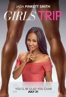 Girls Trip (2017) movie poster #1483282