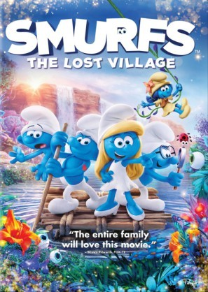 Smurfs: The Lost Village (2017) movie poster #1483313