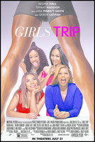 Girls Trip #1483320 movie poster