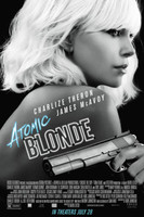 Atomic Blonde (2017) movie poster #1483328