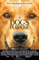 A Dogs Purpose movie poster