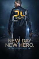 24: Legacy movie poster