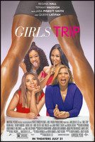 Girls Trip (2017) movie poster #1483388