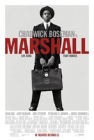 Marshall (2017) movie posters