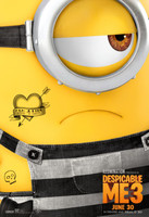 Despicable Me 3 (2017) movie poster #1483468