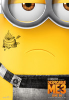 Despicable Me 3 (2017) movie poster #1483470