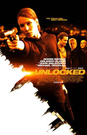 Unlocked poster #1483526