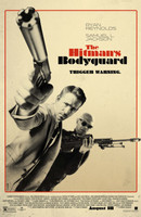 The Hitmans Bodyguard movie poster