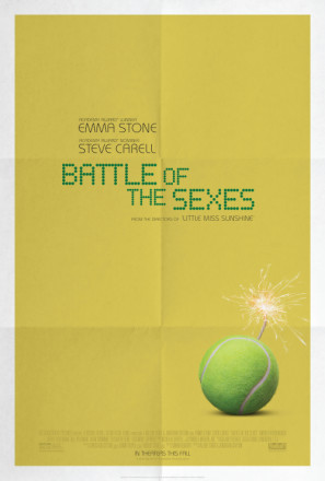 Battle of the Sexes poster #1483539