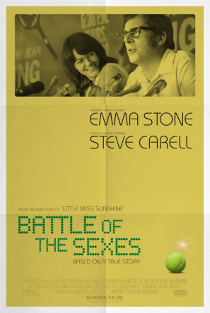 Battle of the Sexes poster #1483540