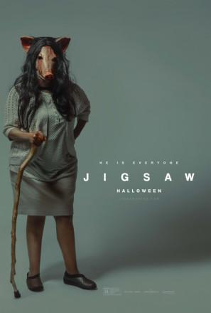 Jigsaw poster #1483604